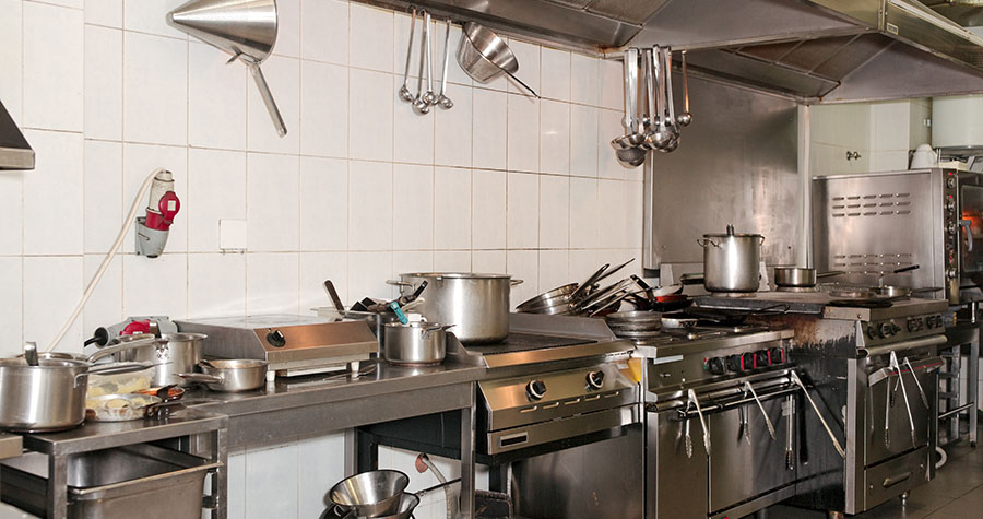 All about commercial restaurant kitchens