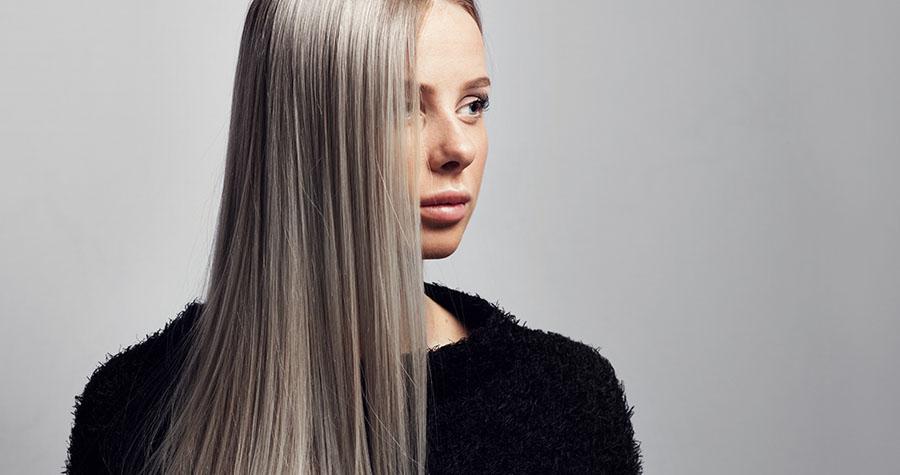 Get Naturally Straight Hair At Home