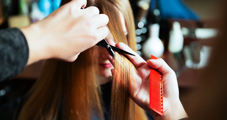 Types of permanent hairr straightening methods